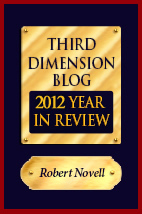 Robert Novell Year in Review - 2012