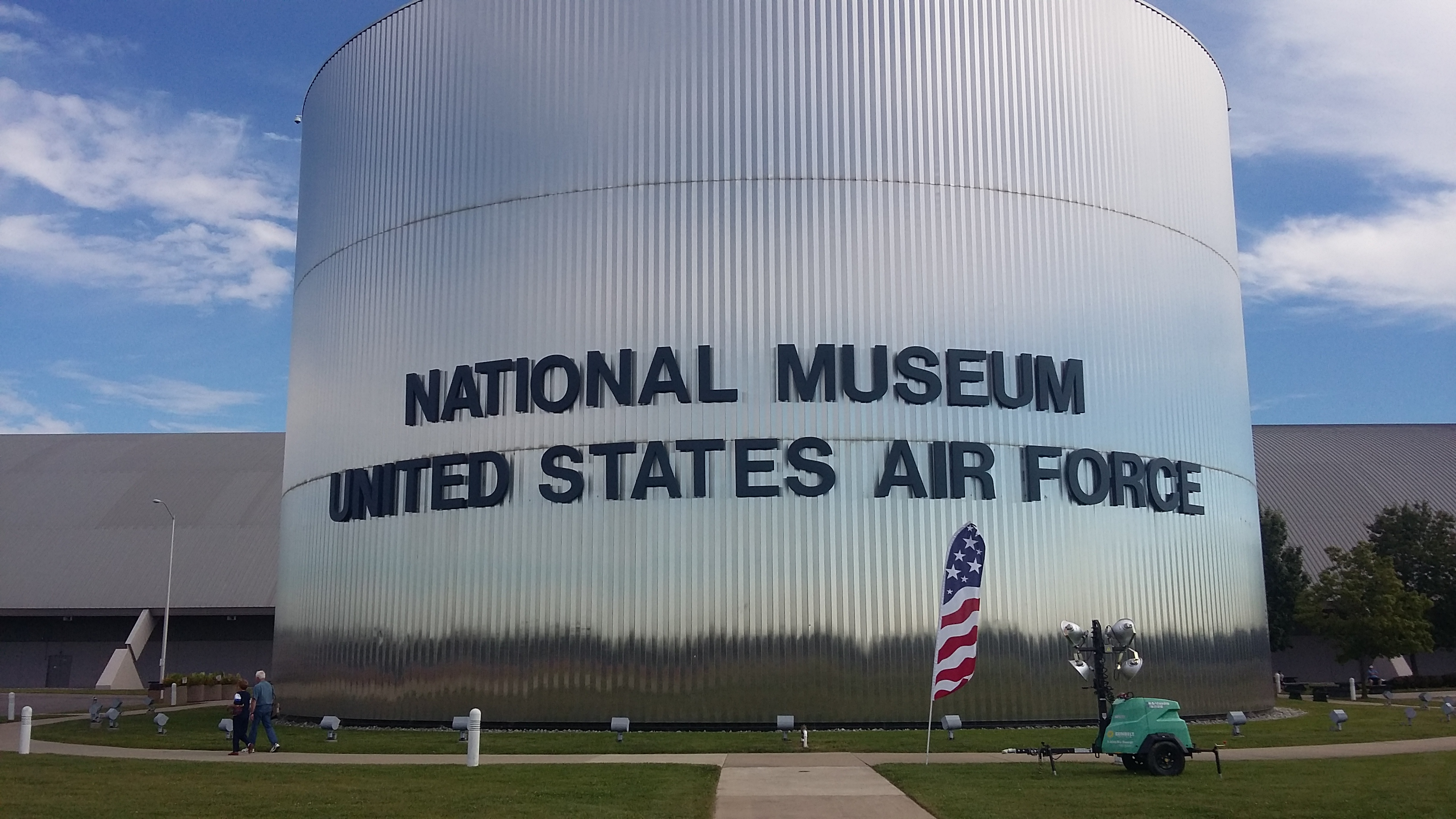 Air Force Museum in Dayton, Ohio