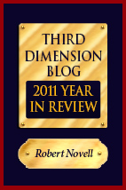 Robert Novell Year in Review - 2011