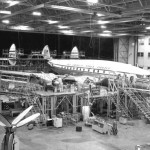 Pan American airplane maintenance - 1946