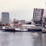 The Goose arrives Portland