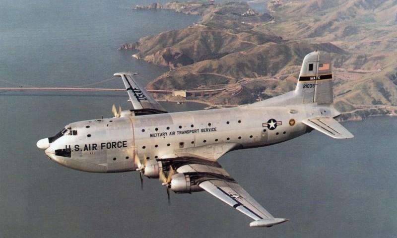 C-124C_Globemaster_II