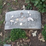 Cemetary For The Wright Brothers