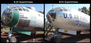 b29-b50-nose-comparison