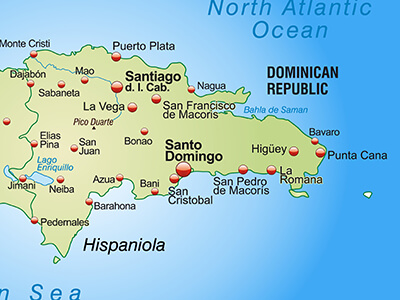 DominicanRepublic-Map